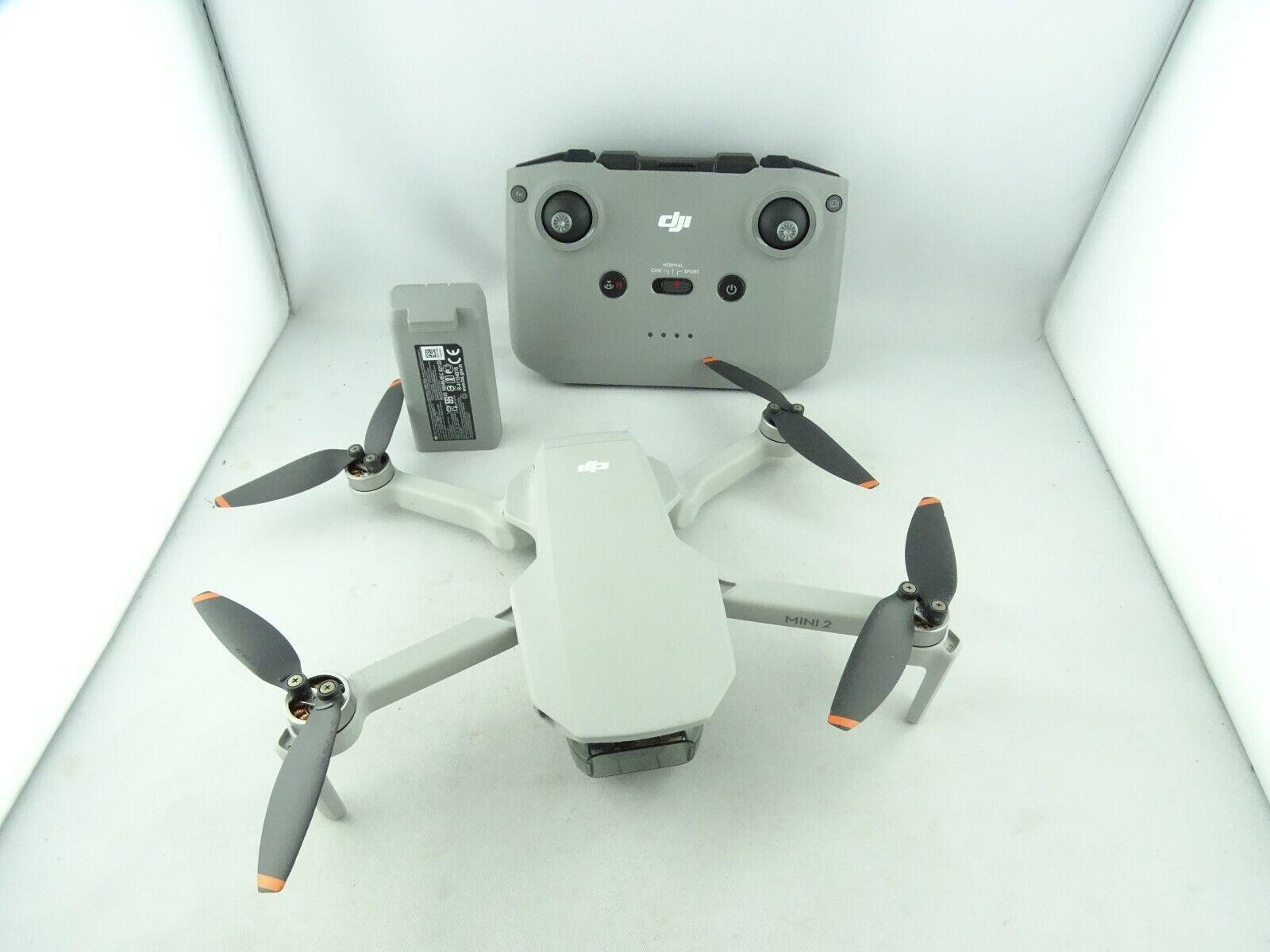 DJI Mini 2 Kameradrohne 12MP 4K Multicopter Quadrocopter Drone - Gebraucht