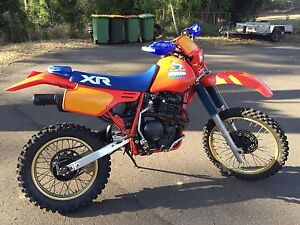 XR600 1985 Highfields Toowoomba Surrounds Preview