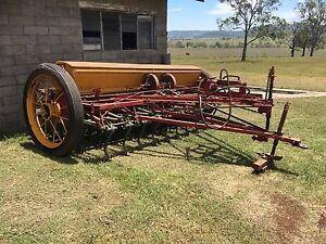 Urgent Sale - Horwood Bagshaw 20 Row Combine - Immaculate Condition Toowoomba Toowoomba City Preview