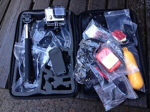 GoPro Hero 3 EXTRA $120 worth of ACCESSORIES + 16GB SD Card Melbourne CBD Melbourne City Preview