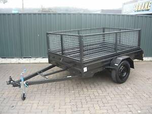 Brand New 8 x 5 Trailer Package Queanbeyan Area Preview