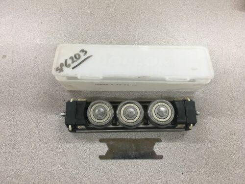 NEW ROLLON NKE43 3 Cam Guided Carriage Rail NKE43