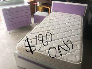 King single trundler bedroom package *ONO Marsden Logan Area Preview