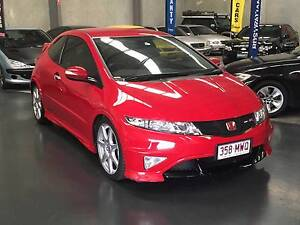 2008 HONDA CIVIC TYPE R  HATCH  30 SPECIAL EDITION  FAST FINANCE Arundel Gold Coast City Preview