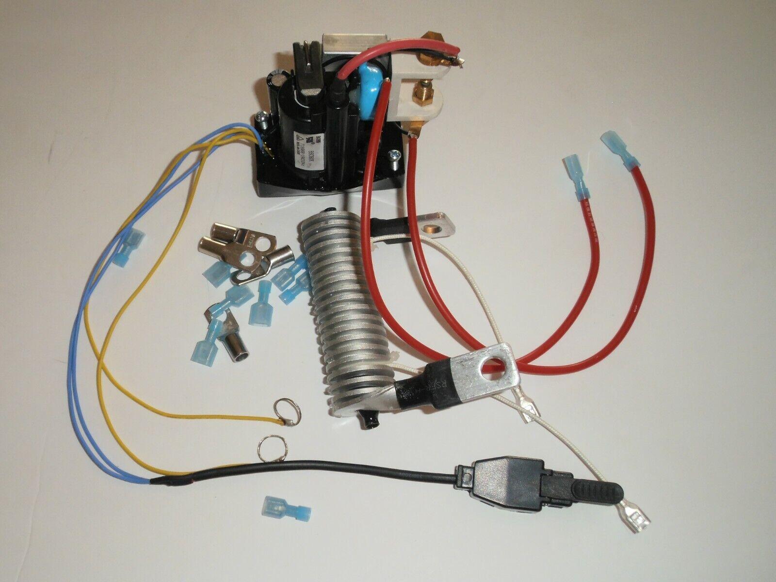 Arc Starter Stabilizer AC DC Welder High Frequency TIG Stick