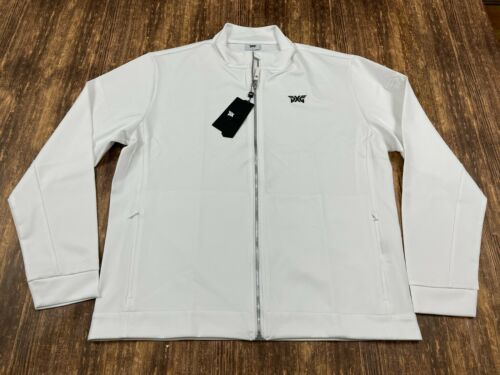 PXG Men's Bold White Golf Jacket - XL - NWT - New