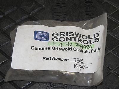 10 Griswold Controls DWS DW PRV Series Irrigation Valve Bleed Petcock