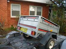 Trailer 4 x 3 Galvanised North Nowra Nowra-Bomaderry Preview