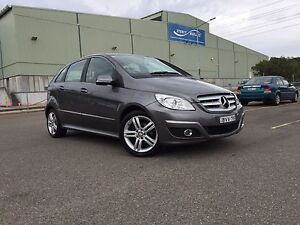 2010 Mercedes-Benz B180 Lidcombe Auburn Area Preview