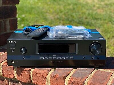 Sony STR-DH130 2 Channel Stereo FM/AM Receiver 135W Watt x2 Aux NIB