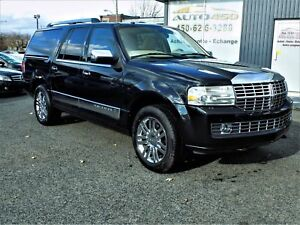 Lincoln Navigator L ULTIMATE 2010 ***CUIR,TOIT OUVRANT,MAGS,7 PA