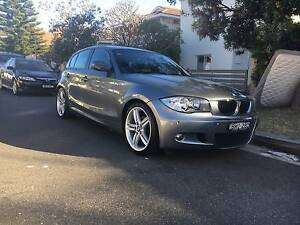 BMW 1 118 M-Sport MY10 IMMACULATE COND/ AUTOMATIC Sydney City Inner Sydney Preview