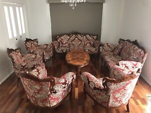 Lounge and Dining Set