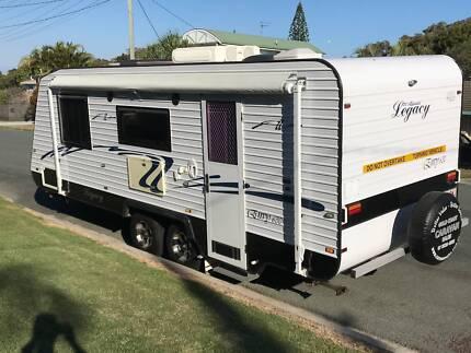 Semi Off-road Caravan: Regent Envy Caloundra Caloundra Area Preview