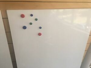 Large magnetic whiteboard. 100's available Silverwater Auburn Area Preview