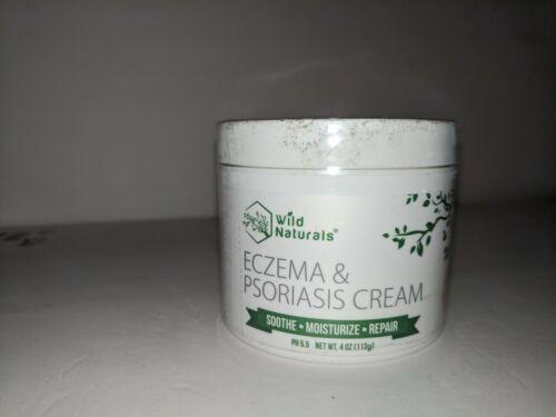 Wild Naturals Eczema & Psoriasis Cream exp 2/22