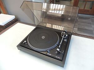 Dual CS-506 semi auto turntable - immaculate condition Lutwyche Brisbane North East Preview
