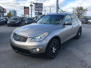 2010 Infiniti EX35 Luxury AWD