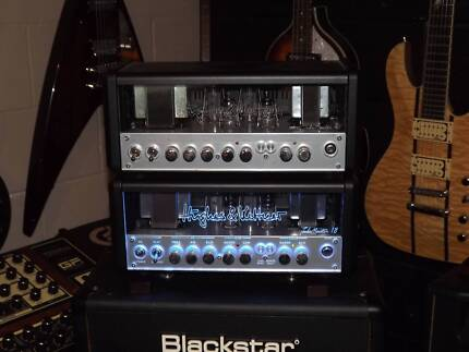 Four guitar amps for sale. Home use only, various prices. Highvale Brisbane North West Preview