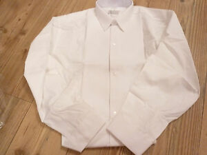 MARCELLA-FRONT-SHIRT-RAF-RN-RM-OFFICERS-BRAND-NEW-IN-PACKAGING-VARIOUS-SIZES