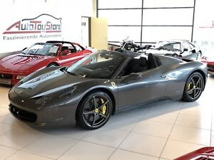 Ferrari 458 Spider *V8 Motor mit 570PS* Ferrari Approved