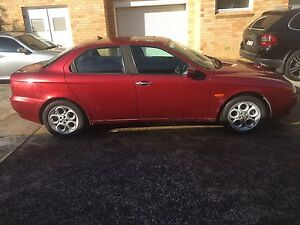 Alfa 156 2003 v6 auto damaged Mona Vale Pittwater Area Preview