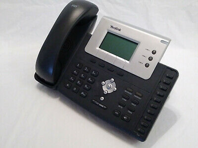 Yealink Sip-t26p Ip Voip Poe Phone With Hd Voice Telephone