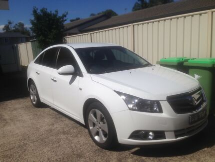 2011 Holden Cruze Sedan Umina Beach Gosford Area Preview