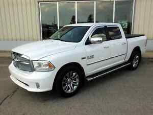 2014 Ram 1500 Limited 4x4 - Fully Loaded