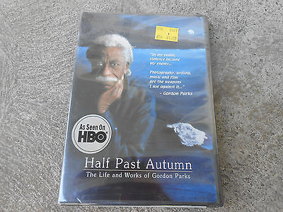 Half Past Autumn The Life And Works Of Gordon Parks Hbo Dvd Factory Sealed New