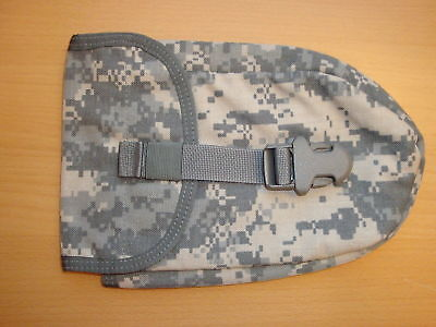 Orig. US ARMY E-Tool Carrier Pouch Klapp Spatentasche Molle II / NEU!! ACU / UCP ()