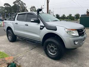2013 Ford Ranger XLT 4x4 with HEAPS OF EXTRAS