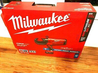 Milwaukee 2779-22 Force Logic 750 Mcm Crimper Kit New
