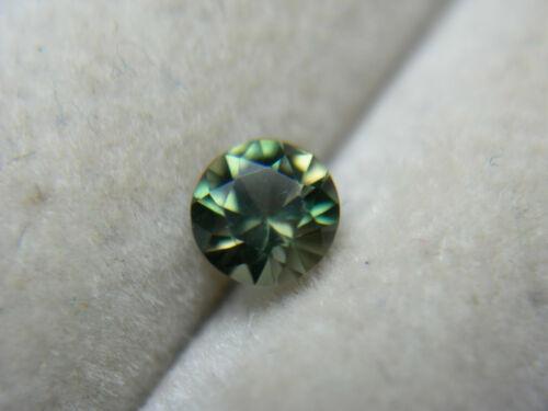very rare Green Kornerupine Gemstone Madagascar Natural Untreated gem 0.27ct rnd