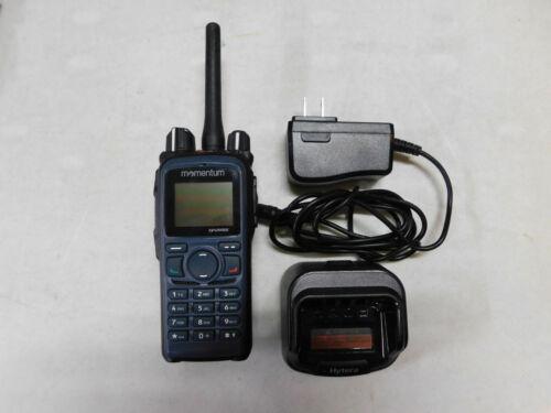 Harris MOMENTUM HDP150 UHF 400-470 Mhz 4W Digital Portable Radio Hytera PD782