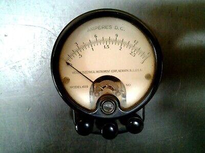 Weston Electrical Instrument Model 489