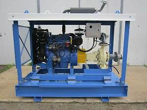 Diesel Water Pump Unit Welshpool Canning Area Preview