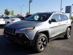 Jeep Cherokee Trailhawk 2014 GROUPE TECH