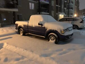 2007 RWD Ford Ranger with Brand New winter tires