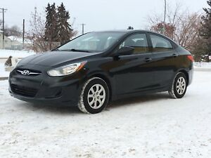 2013 HYUNDAI ACCENT GLS LOW KMS GET APPROVED TODAY!