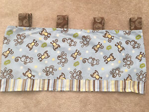 2  Window Curtain Valance for Children's Room