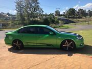 Ford Falcon FG XR6 Clarence Town Dungog Area Preview