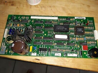 Snack Machine Vending Computer Motherboard Control Board Tested Working 922613