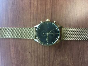 MVMT Gold Stainless Steel Watch