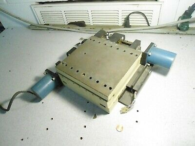 X-y Linear Positioning Table Fixture With Servo Motor