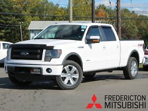 2013 Ford F-150 FX4 CREW | 4X4 | HEATED/COOLED LEATHER | BACK...