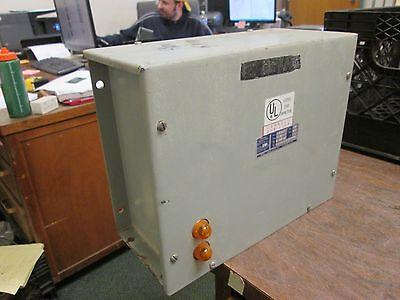 Cornell Dubilier Power Capacitor Ims1005f33l 5kvar 480v 3ph 60hz Used