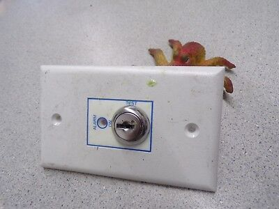 Fire Alarm Equipment Remote Test Reset 69g2 Component For Air Duct