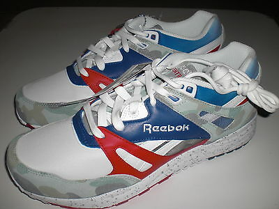 Authentic A Bathing APE BAPE x REEBOK VENTILATOR US 9.5 NEW RARE SNEAKERS