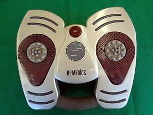 Homedics RFX-1H: 'Tapping' electric foot massager  ( with heater) Thornton Maitland Area Preview